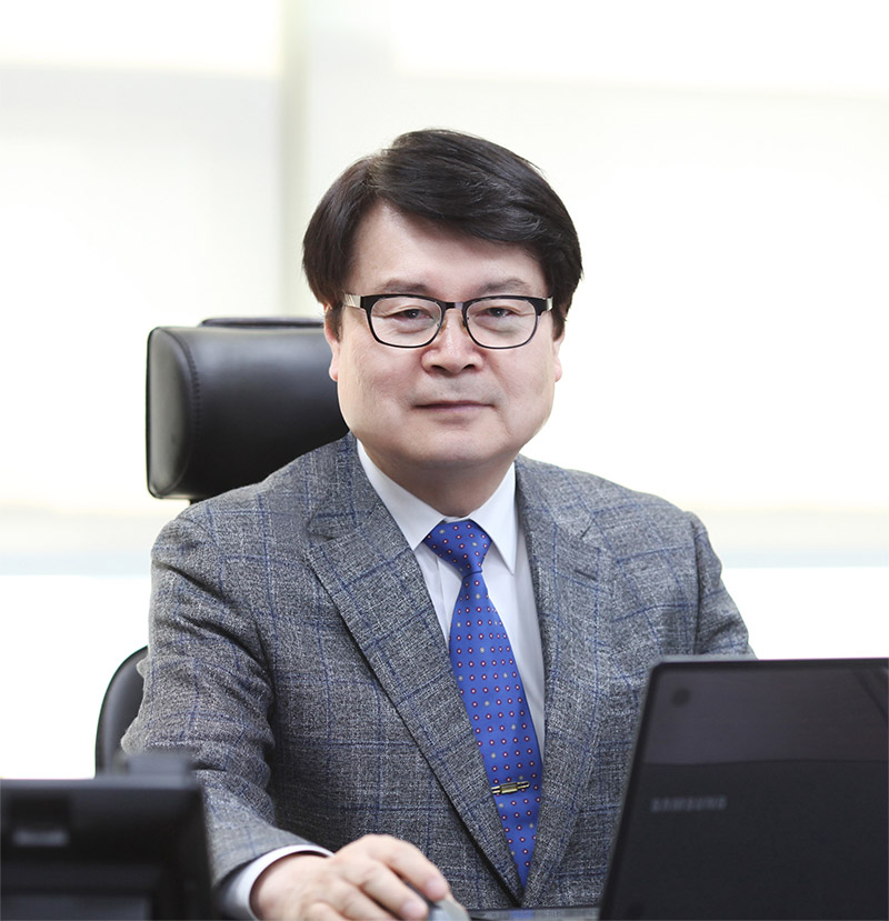 대표이사 김종은